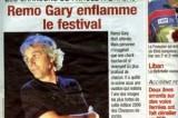 RG comme Rémo Gary, la chanson à dessein