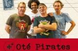 Oté Pirates, lettres d'un lointain bout de France