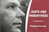 Philippe Roussel, rupture artistique
