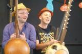 Hervé Lapalud et Jonathan Mathis, en avant la musique !