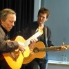 Blanzat 2015. Frédéric Bobin et Pierre Delorme, nostalgic song