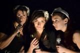 Têtes d'Hardouin et de Linettes, les filles déboulent à Venelles