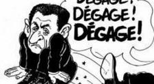 Non, Sarkozy ne sort pas de l'Histoire, en tout cas pas de celle de la chanson