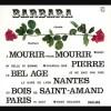 Barbara « Le bel âge »
