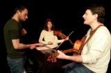 Laurent Berger, Delphine Coutant, Nico* : à l'amitié, l'amour, la joie