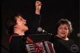 Monique Brun et Michèle Bernard, nées sous le signe des gémeaux