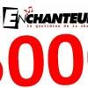 NosEnchanteurs : 5000 articles pour la chanson !