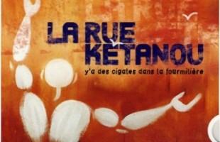 La rue Kétanou«Les hommes que j'aime»