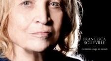 Francesca Solleville sonne les treize coups de minuit