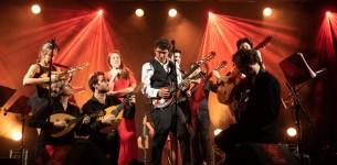 Féloche, le funambule et la mandoline