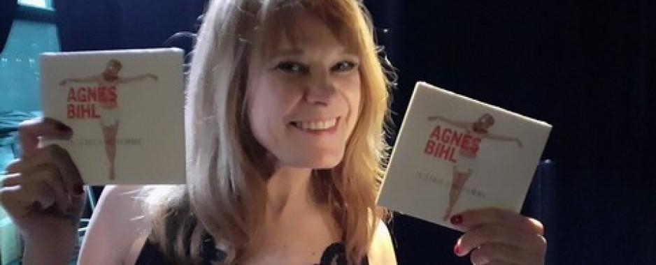 Agnès Bihl, les mots qui tombent à propos