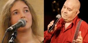 AnneliSe Roche et Gérard Morel : la princesse et le croqu'rimes
