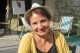 Michèle Bernard ouvre son carnet de poèmes