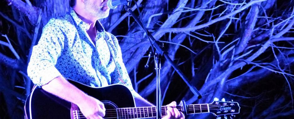 Festival chansons sous les étoiles. Christian Vives, de roc et de velours