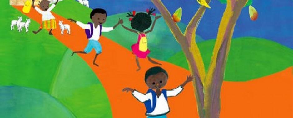 L'ARBre à chansons des enfants du monde…