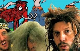 Cyril Maguy et Bertrand Lanche, cœurs de rockers