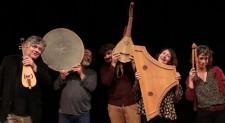 L'Ensemble Obsidienne nous emmène en voyage au Moyen-Âge