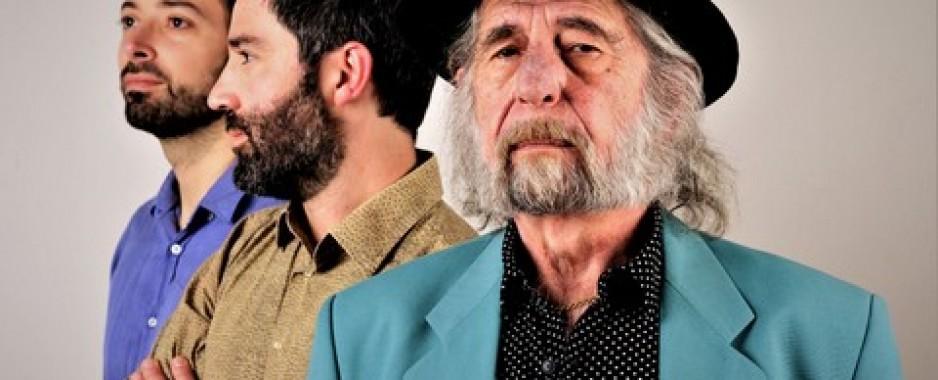 Dan Gharibian, poète des grands chemins, voyage en trio