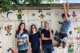 MJC Venelles. Marjolaine Piémont, Mégaphone tour, Sourigues en festival (1)