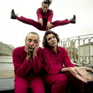 Les Wriggles, un boy's band d'une impertinence qui repousse sans cesse nos limites (photo Sylvain Gripoix)