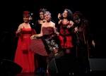 Les CallasNikoff la semaine passé au 20e Théâtre (photo Jean-Marie Legros)