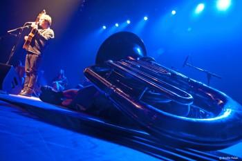 Thibaut Defever, le Presque Oui de la chanson (photos Emilie Polak)