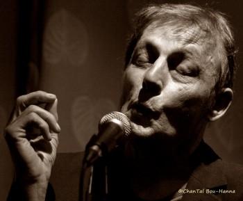 Allain Leprest (photo Chantal Bou-Hanna)