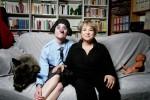 Emma la clown et Catherine Dolto (photo DR)