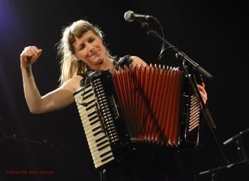 Emilie Cadiou (photos Chantal Bou-Hanna)