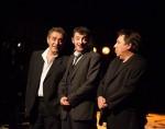 Romain Didier, Yves Jamait et Jean Guidoni à Montauban comme à Saint-Etienne