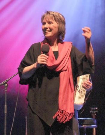 Martine Scozzesi (photos d'archives DR)