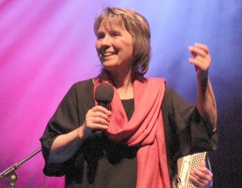 Martine Zcossesi (photo d'archives DR)