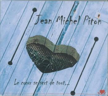 J-M Piton-le coeur pochette