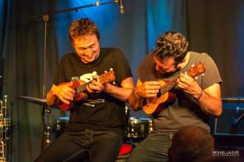 Chouf et Florent Gourault (photo