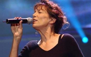Jane Birkin chante Gainsbourg le 15 juillet aux Francofolies de La Rochelle (photo DR)