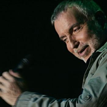 Bernard Lavilliers : Nanar fut le parrain et le premier invité vedette de cette émission (photo DR)