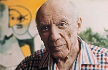 L'oeuvre méconnue de Pablo Picasso : la poésie ! (photo DR prélevée à la toile)