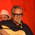 Eric Guilleton hier au soir à Concèze (photo A Tout bout d'Chant)