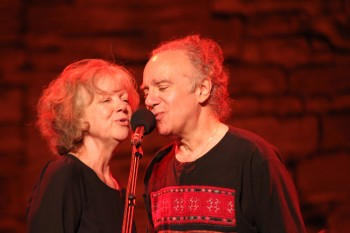 Christine Hudin et Serge Utgé-Royo (photo Catherine Cour)