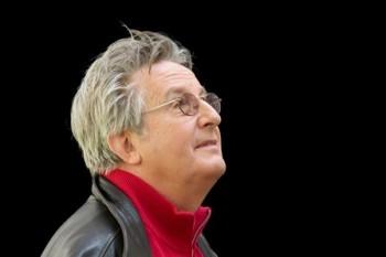 Gilbert Laffaille (photo Michel Lidvac prélevée à la toile)