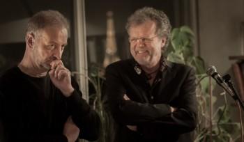 Arbon et Frédéric Pagès (photo DR)