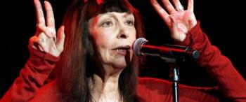 Brigitte Fontaine (photo d'archives prélevée à la toile)
