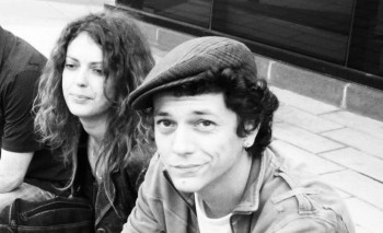 Anael Miller et Pierre Antoine (photo prélevée à la toile)