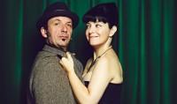 Lili Cros et Thierry Chazelle (photo prélevée à la toile)