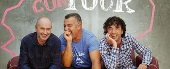 """Mengo, Cherfi et Cujious : le """"Toulouse Con tour"""" (photo DR)"""