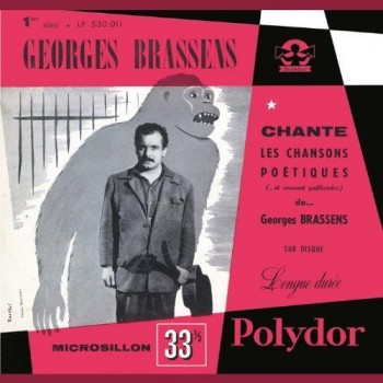 Georges-Brassens-La-Mauvaise-Reputation-1er-Album-Original-Edition-limitee