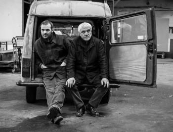 Thomas et Gérard Pitiot (photo X), deuix des organisateurs, deux des artsietes aussi (photo X)