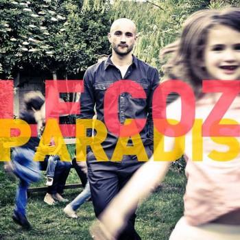 Le Coz  EP Paradis Pochette