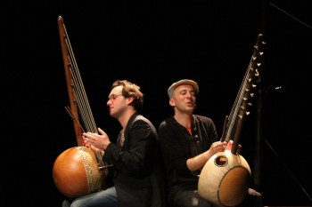 Jonathan Mathis et Hervé Lapalud (DR)