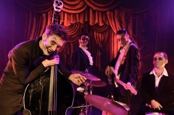 Mac Abbé et le Zombi Orchestra (photo xxx )